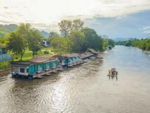 Binlha Raft Resort Kanchanaburi