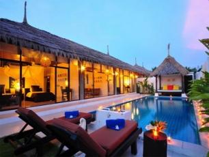 Dhevan Dara Resort & Spa 4 Person