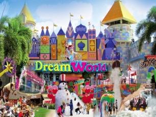 Dream World บัตรดรีมเวิลด์