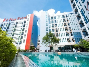 P Plus Hotel Pattaya