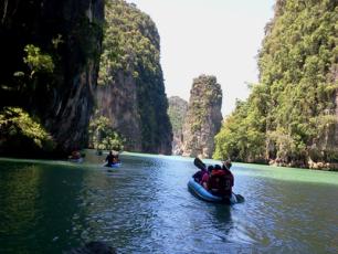 Phang-Nga Bay VIP Trip 2 Person