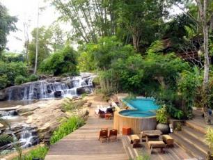 Sukantara Cascade Resort & Spa (Suite)